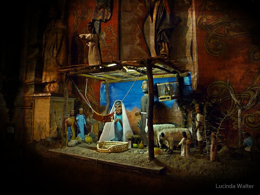 O Holy Night by Lucinda Walter