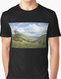 Glengesh Pass, Co. Donegal Graphic T-Shirt
