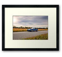 1965 Shelby Cobra CSX Framed Print