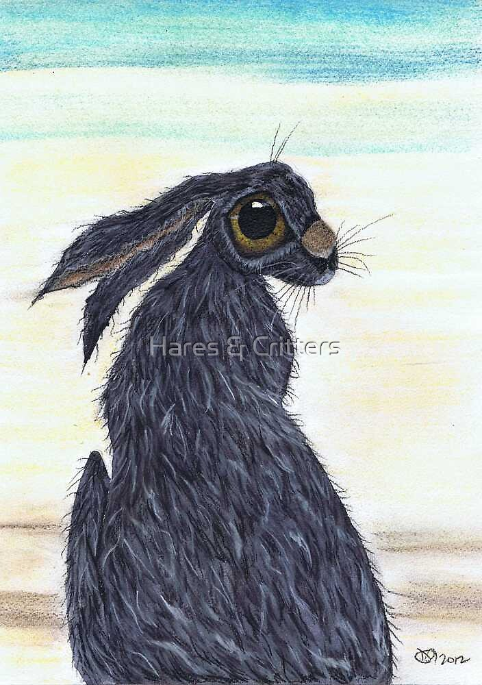 THINKING OF YOU by Hares & Critters