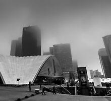 Metropolis by SergiWave