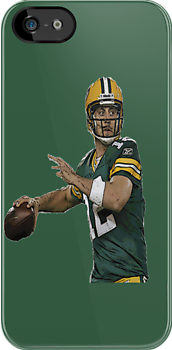 Aaron Rodgers by CheefEA