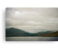Deep Within The Emerald Isle Canvas Print