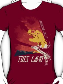 This Land (Before It All Went Wrong) T-Shirt