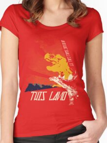 This Land (Before It All Went Wrong) Women's Fitted Scoop T-Shirt