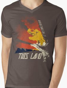 This Land (Before It All Went Wrong) Mens V-Neck T-Shirt