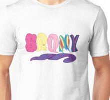 Brony Tails Unisex T-Shirt