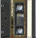 Cassette Tape by CheefEA