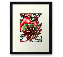 Carol of the Bells Framed Print
