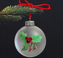 Hand Painted Holly by CathyS