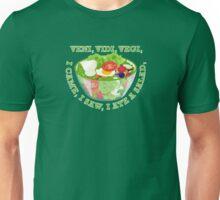 Vegetarian VVV Unisex T-Shirt