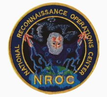 National Reconnaissance Operations Center (NROC) Logo by Spacestuffplus