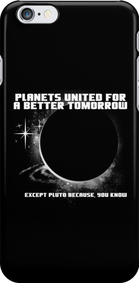 Power to the Planets. by fishbiscuit
