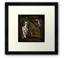 Danse Macabre II Framed Print