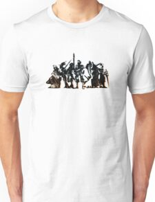 Final Fantasy Tactics - Shadow and dark logo Unisex T-Shirt