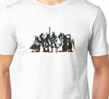Final Fantasy Tactics - Shadow and dark logo Unisex T-Shirt