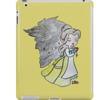 The Beauty and The Beast - Draw iPad Case/Skin