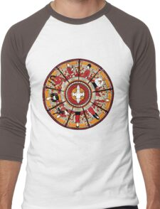 Cathedral of the Serenity Men's Baseball ¾ T-Shirt
