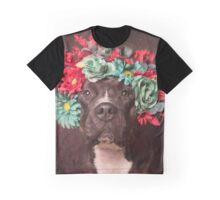 Flower Power, Molly Graphic T-Shirt