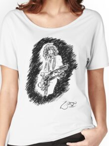 sir Jimmy Page Women's Relaxed Fit T-Shirt