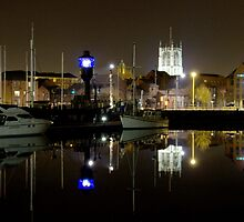 The Marina - Kingston upon Hull by mps2000