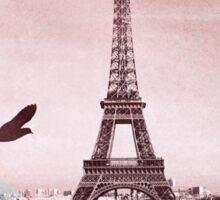 Pray for Paris Artwork Sticker