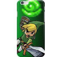 Green Link iPhone Case/Skin