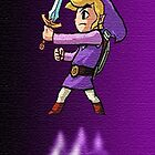 Purple Link by PhantomChild