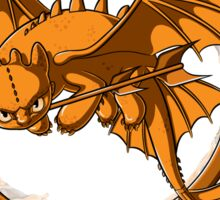 Dragon Games Sticker