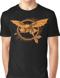 Dragon Games Graphic T-Shirt