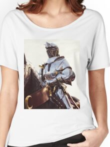 Knight In Shining Armour Women's Relaxed Fit T-Shirt