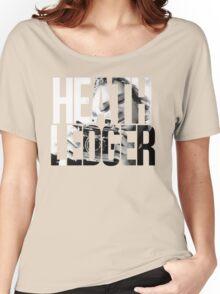 Heath Ledger Women's Relaxed Fit T-Shirt