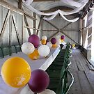 Long Pier Wedding: Port Germain, South Australia by linfranca