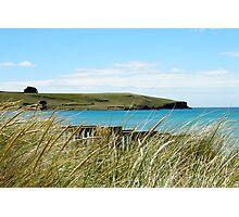 Godfreys Beach Stanley Photographic Print