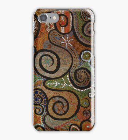 Antique Table Makeover 3 iPhone Case/Skin