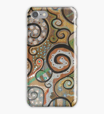 Antique Table Makeover 7 iPhone Case/Skin