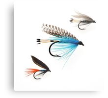 Fishing Lures Metal Print