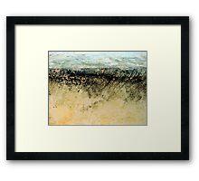 Wind in the Fields II Framed Print