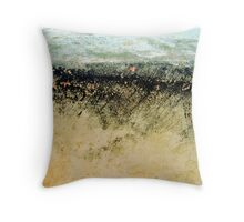 Wind in the Fields II Throw Pillow