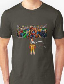 saitama versus T-Shirt