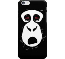 Monkey modeselektor  iPhone Case/Skin