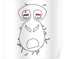 Monkey modeselektor  Poster