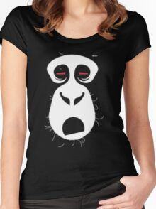 Monkey modeselektor  Women's Fitted Scoop T-Shirt