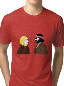 The Royal Tenenbaums Tri-blend T-Shirt