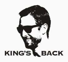King's Back T-Shirt