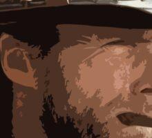 Clint Eastwood - A Fistful of Dollars - Spaghetti Western Sticker