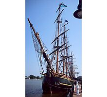 Bounty II - Bay City - Tall Ship Celebration (2010) Photographic Print