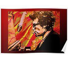 """Bob Dylan"" Poster"