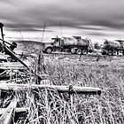 Equipment...old and new by pdsfotoart