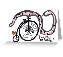2013 The Year of the Snake (#5) Greeting Card